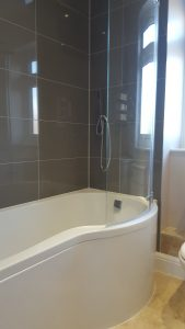 Expert bathroom installation and tiling Middlesex